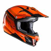 Casque cross HJC CL-XY II BATOR MC7- L