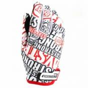 Gants stay strong og white red l