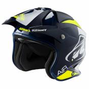 Casque cross Kenny TRIAL AIR NAVY NEON YELLOW 2021