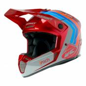 Casque cross Kenny Track Victory bordeaux- S