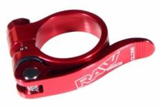 Collier de selle sb3 raw rouge 31 8