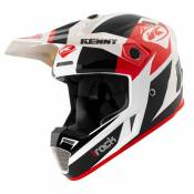 Casque cross Kenny TRACK - GRAPHIC - BLACK RED 2021