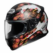 Casque intégral Shoei NXR Transcend TC-10 multicolore- XS