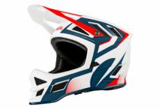 Casque integral o neal blade hyperlite oxyd bleu rouge s 55 56 cm