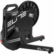 Elite Suito T Smart Turbo Trainer - Noir - No Cassette, Noir