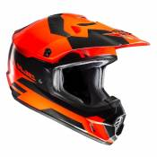 Casque cross HJC CS-MX II PICTOR MC6H- M