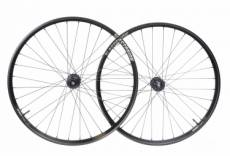 Paire de roues asterion sport hybrid vae 27 5 boost 15x110mm 12x148mm shimano sram