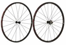 Paire de roues vision trimax 25 kb tubeless ready corps shimano sram 11v