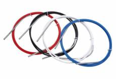 Sram kit cablerie frein slickwire route blanc
