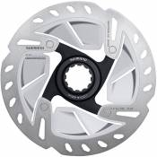 Disque Shimano Ultegra RT800 Ice-Tech FREEZA (center lock) - Argent - 160mm, Argent