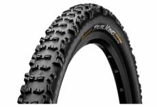 Pneu vtt continental trail king 27 5 plus protection apex tubeless ready souple 2 60
