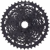 MicroSHIFT Advent H093A 9 Speed Cassette - Argent - 11-42t, Argent