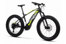 Fatbike electrique fantic fat integra sram sx eagle 12v 630 wh 2020 s 160 175 cm