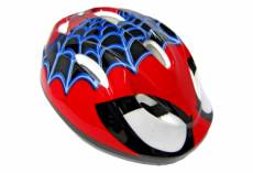 Casque velo disney spiderman enfant