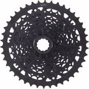 MicroSHIFT Advent H093 9 Speed Cassette - Noir - 11-46t, Noir