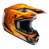 Casque cross HJC CS-MX II DAKOTA MC7SF- M