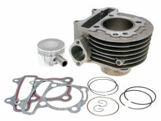 Cylindre piston 125cc scooter Chinois 4T GY6 125 152QMI/157QMJ