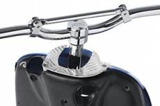 Cache de port d'un guidon Street Bike ODF Piaggio NRG / Typhoon
