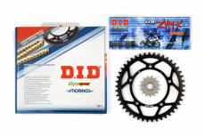 Kit chaîne DID acier Beta 50 RR Enduro Racing 05-