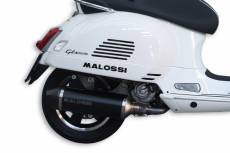 Pot déchappement Malossi RX Black Vespa GTS Super 125