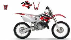 Kit deco dream graphic ii pour honda cr 125 '98-99