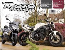 Revue Moto Technique 161 Yamaha YP 125 R X-Max / MBK Skycruiser 125 /