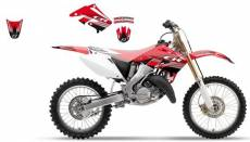 Kit deco dream graphic ii pour honda cr 125 '02-07