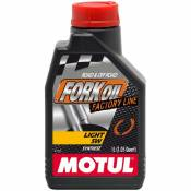 Huile de Fourche Motul Fork Oil Factory Line Light 5W 1L