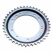Couronne cyclo MBK 51 adaptable 42 dents Ø 98mm fiaxation 10 Trous- 4
