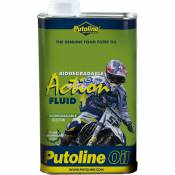 Huile de filtre air en mousse Putoline Action Fluid Biodégradable (1 L