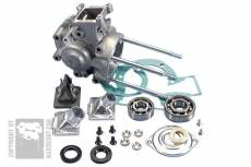 Carter moteur Polini complet sans support Peugeot 103 SP / MV