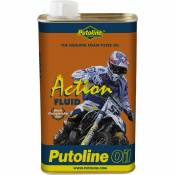 Huile de filtre à air en mousse Putoline Action Fluid (1 Litre)