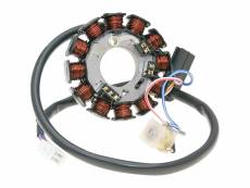 Stator d'allumage 12 bobines Minarelli AM6 Power Up (Moric)