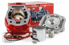 Cylindre culasse Airsal 88cc ''Xtrem'' Course 45mm Derbi Euro3 (D50B0)