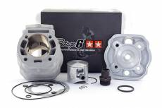 Cylindre culasse 88cc Stage6 BigRacing course 45mm Derbi Euro3