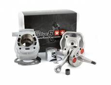 Pack cylindre - vilebrequin Stage6 BigRacing 88cc course 45mm Derbi Euro2