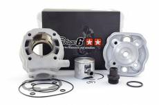 Cylindre culasse 88cc Stage6 BigRacing course 45mm Derbi Euro2