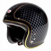 Casque jet Bell Custom 500 Roland Sands Check It- S