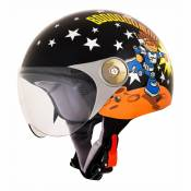 Casque jet enfant AFX FX33Y ROCKET BOY - L