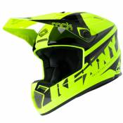 Casque cross Kenny TRACK - FOCUS - NEON YELLOW 2020