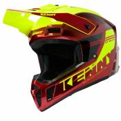 Casque cross Kenny PERFORMANCE PRF - GRAPHIC - RED CANDY 2020