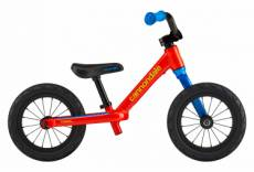 Draisienne cannondale 12 kids trail balance acid red