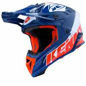 Casque cross Kenny TROPHY - GRAPHIC - NAVY RED 2020