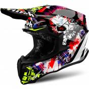 Casque cross Airoh Twist Crazy noir - XL