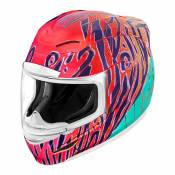 Casque intégral Icon Airmada WildChild orange - XL