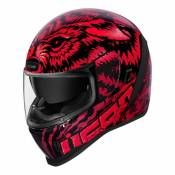 Casque intégral Icon Airform Lycan rouge- XS