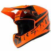 Casque cross Kenny TRACK - FOCUS - NEON ORANGE 2020