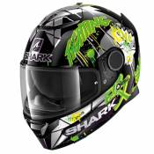 Casque Shark SPARTAN 1.2 REPLICA LORENZO CATALUNYA GP