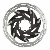 SRAM Centreline X Road 2 Piece SS Disc Rotor - Argent - 160mm