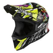 Casque cross enfant Airoh Archer Mistery multicolore brillant - XS
